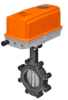 Butterfly Valve -- F6125HD+DRCX24-MFT-T N4 -- View Larger Image