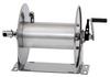 Stainless Steel Compact Manual Rewind Reels