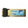 1 Port ExpressCard PCIe RS232 -- XC-235 - Image