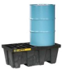 Justrite 28623 2 Drum Spill Containment Pallet -- B6168623