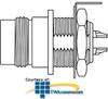 Ideal Twinax Bulkhead Receptacle Jack, 100 Ohm, IA-3613 -- 8X-861 - Image