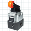 Cam Roller Operated Single Acting Clamping Valves