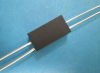 Percision Wire Wound Power Shunt Resistor - Rectangular Axial -- PLV Series