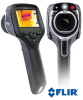 Compact Infrared Thermal Imaging Camera -- FLIR E60bx