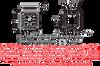 Surface Mount PLCC Socket -- 940-XX-020-17-400000