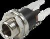 2.0 mm Center Pin Dc Power Connectors -- PJ-064A - Image