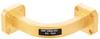 WR-28 Waveguide E-Bend Instrumentation Grade Using UG-599/U Flange with a 26.5 GHz to 40 GHz Frequency Range -- SMF-28EB-002 - Image