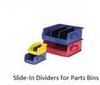 Lewisbins Parts Bins - Slide-In Dividers -- HPDB14-7 -Image