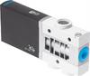 MHE4-MS1H-3/2G-1/4 Solenoid valve -- 525187-Image
