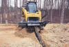 T9B Trencher, manual, no chain -- T9B Trencher, manual, no chain