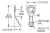 Lockwasher Terminal Lugs -- 4704 - Image