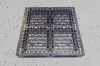 Multi-Use 6-Runner Plastic Pallets -- 48X48.5Rod - Image