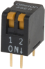 DIP Switches -- SW912-ND -Image