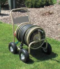 Hose Cart, 4 Wheel, 13 Ga Steel -- 2LRL2