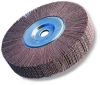 3M(TM) Cloth Flap Wheel 241D, 14 in x 2 in x 1 1/4 in P120 X weight, 1 per case -- 051144-35032 - Image