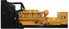 North America Diesel Power Generator, Cat 60Hz -- 3516C-HD