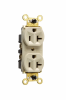 Pass & Seymour® -- Weather-Resistant Heavy-Duty Spec Grade Receptacle - WR5362I