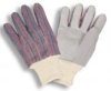 Clute Leather Palm Gloves (1 Dosen) -- 7020 - Image