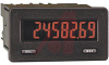 Dual Counter, Rate Indicator, LCD, Selectable Green or Red, 8 Digit, 10-28VDC -- 70030225
