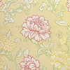 Floral Multi Color Matelasse Fabric -- R-Simone -- View Larger Image