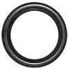Buna-N Sanitary Gasket, Black, 4