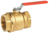 Brass Body Ball Valve -- Series 722