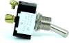Carling Technologies 2FA54-78 Sealed Metal, 15A, SPST, On-Off Toggle Switch -- 44252 - Image