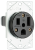 Pass & Seymour® -- Power Outlet Receptacles & Plugs - 3804