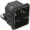Power Entry Connectors - Inlets, Outlets, Modules -- 486-6888-ND -Image