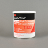 3M 1300 Neoprene High Performance Rubber and Gasket Adhesive Yellow 1 qt Can -- 1300 1 QUART -Image