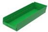 Polypropylene Shelf Bins -- H30184-GN -Image
