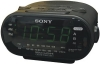Sony Low Profile Alarm Clock Radio