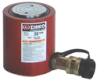 Industrial - Low Height Hydraulic Cylinder -- ZRB-101 -- View Larger Image