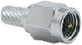 SMA Male Connector With RG58 Cable End Crimp -- CONSMA007-R58