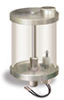 "Reservoir with Filter and Low Level Safety Switch, 1 qt Acrylic Reservoir, 1/2"" Male NPT -- B3177-3 -- View Larger Image"