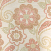 Contemporary Floral Fabric -- R-Jesse -- View Larger Image