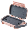Pelican G40 Go Case - Blush with Gray Trim | SPECIAL PRICE IN CART -- PEL-GOG400-0000-PNK -Image