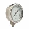 0-100 psig Analog Test Gauge (±0.25% full scale accuracy) -- GAUG-0100 - Image