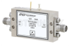 27 dBm P1dB, 8 GHz to 12.4 GHz, Medium Power Amplifier, SMA, 30 dB Gain, 6 dB NF -- PE15A4063 -Image