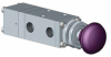 Pad (To Pull) or Pilot Operated Spring Return Spool Valves -- View Larger Image