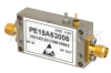 1.2 dB NF Input Protected Low Noise Amplifier, Operating from 1 GHz to 1.4 GHz with 30 dB Gain, 10 dBm P1dB and SMA -- PE15A63006 -Image