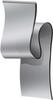 Flat Gray Ribbon Cable 1mm Pitch, 2L280XX Series, #28-50c, PVC Ins -- 2L28050 -Image