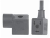 Form ISB (10mm) Solenoid Valve Connector with Cable -- VDC-320-00