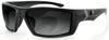 Bobster Whiskey Ballistic Eyewear with Shiny Black Frame and -- EWHI001