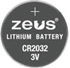 Batteries Non-Rechargeable (Primary) -- 2059-CR2032-ND - Image