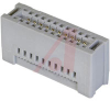 CARD EDGE CONNECTOR;W/O MOUNTING FLANGE;20 CONTACTS -- 70114866