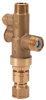 Mixing Valves -- 5123 Series WH-N Lead Free Mixing Valve - Image