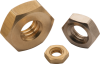 Small Pattern Hex Machine Screw Nuts -- Series H31