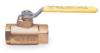 Ball Valve,Shut Off,3/4 In NPT,Bronze -- 1CKH8