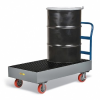 Steel Spill Control Cart -- PAK994 -- View Larger Image